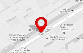 12 rue de la grande armée, 78008 Paris